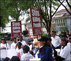 Stop. Killing. People - From CeaseFire - The Campaign to STOP the Shooting
